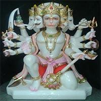 Hanuman Statue 02