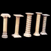 Marble Stands 04