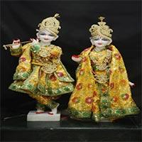 Radha Krishna Statues 07