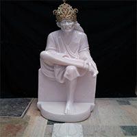 Sai Baba Statue 02