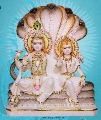 Vishnu Laxmi Statue 02