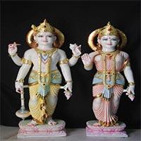 Vishnu Laxmi Statues 05