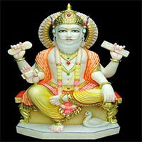 Vishwakarma Bhagwan Statue 03
