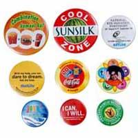 Embossed Badges