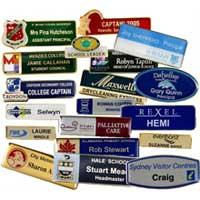 Name Badges