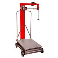 Loose Weight Type Platform Scale