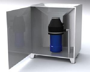 CrushAAL 6000-150mm Commercial Food Waste Disposer