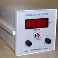 Digital Online pH Meter (VSI-104)