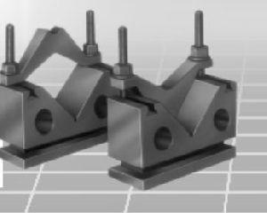 SH-455 & SH-456 Hardened V Blocks