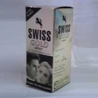Swiss Gold Delay Spray