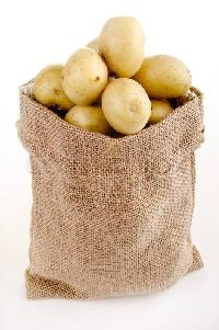 Jute Vegetable Sack (LMC-B-06)