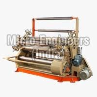 Oblique Type Single Facer Machine (ME - 203)