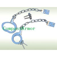 Carbon Steel Handcuff (Phc-s01)