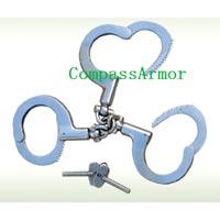 Carbon Steel Steel Handcuff (Psh-w04)