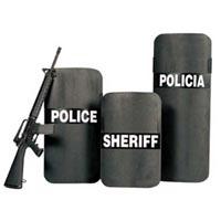 Handheld Bulletproof Shield (BPS-3060-3P)