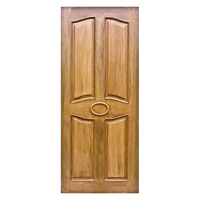 Teak Wood Door (TW 5)