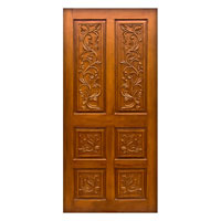 Teak Wood Door (TW 7)