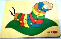 Counting Caterpillar Puzzle