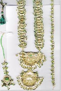 Kundan Necklace Set 02