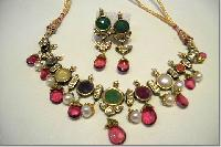 Kundan Necklace Set 04