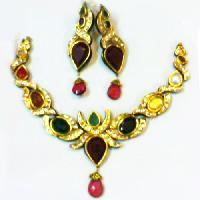 Kundan Necklace Set 05