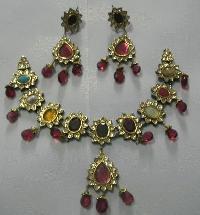Kundan Necklace Set 06