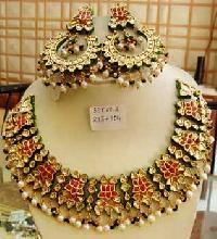 Kundan Necklace Set 10