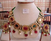Kundan Necklace Set 11