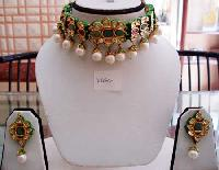 Kundan Necklace Set 13