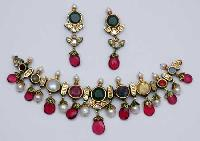 Kundan Necklace Set 15