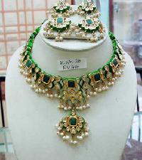 Kundan Necklace Set 17