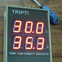 Temperature & Humidity Indicators