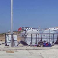 Bitumen Storage Tank (50 Ton)