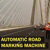 Automatic Road Marking Machine