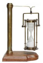 Sand Timer with Stand