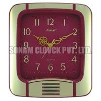 Musical Wall Clock