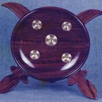 Wooden Sword & Shield