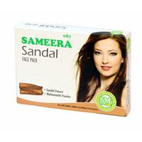 Sameera Sandal Face Pack