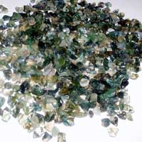 Moss Agate Tumbled Gemstones