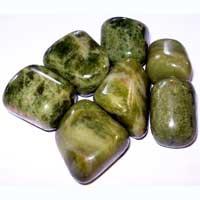 Vesuvianite Tumbled Stones