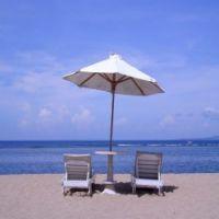 Beach Umbrella 002