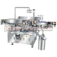 Automatic Linear Labeling Machine (Wet Glue)