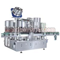 Gravity Monoblock Filling & Sealing Machine