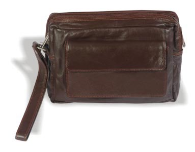 Leather Hand Pouches
