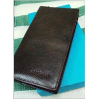 Leather Passport Cover 03