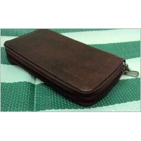 Leather Passport Cover 05