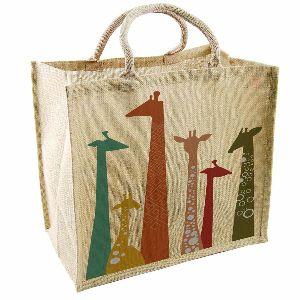 KE0061 - Jute Shopping Bag