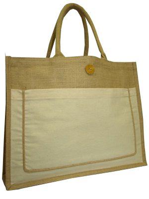 KE0076 - Jute Shopping Bag