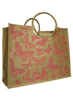 KE0078 - Jute Shopping Bag