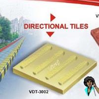 Directional Tile Moulds